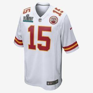 Nike Patrick Mahomes Kansas City Chiefs Jersey